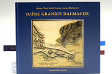 Južne granice Dalmacije  od 15. stoljeća do danas (treće, dopunjeno izdanje)