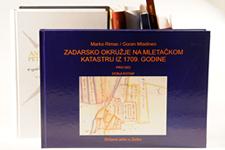 Zadarsko okružje na mletačkom katastru iz 1709. godine Prvi dio, Donji kotar