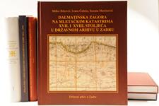 Dalmatinska zagora na mletačkim katastrima XVII. i XVIII. stoljeća u Državnom arhivu u Zadru