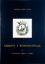 Grbovi i rodoslovlja iz Povijesnog arhiva u Zadru