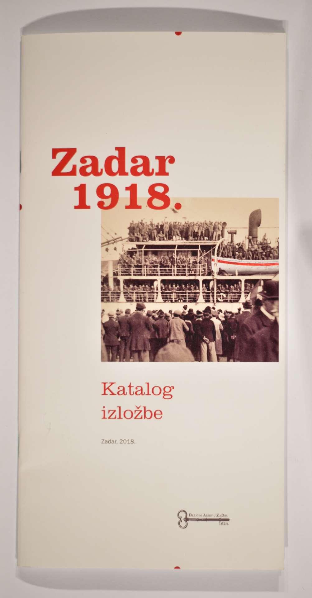 Zadar 1918.