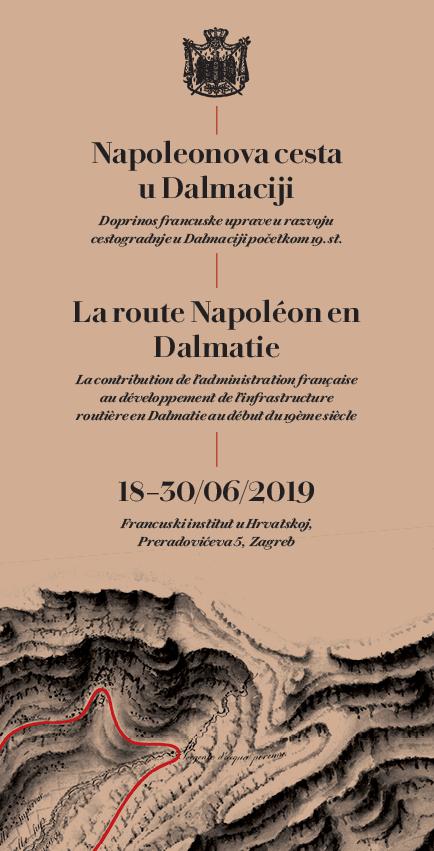 Napoleonova cesta u Dalmaciji - Doprinos francuske uprave u razvoju cestogradnje u Dalmaciji početkom 19. st.