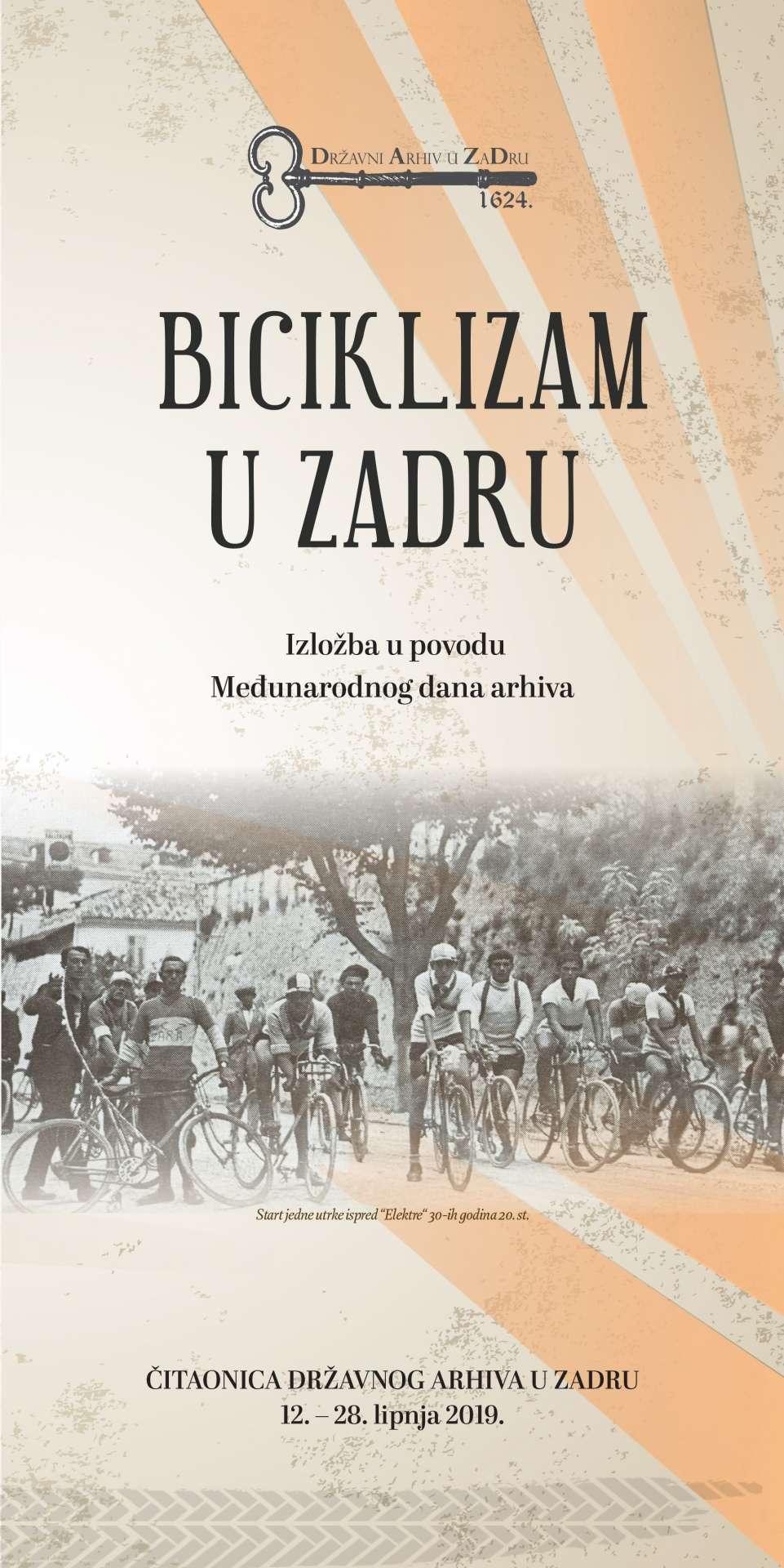 Biciklizam u Zadru