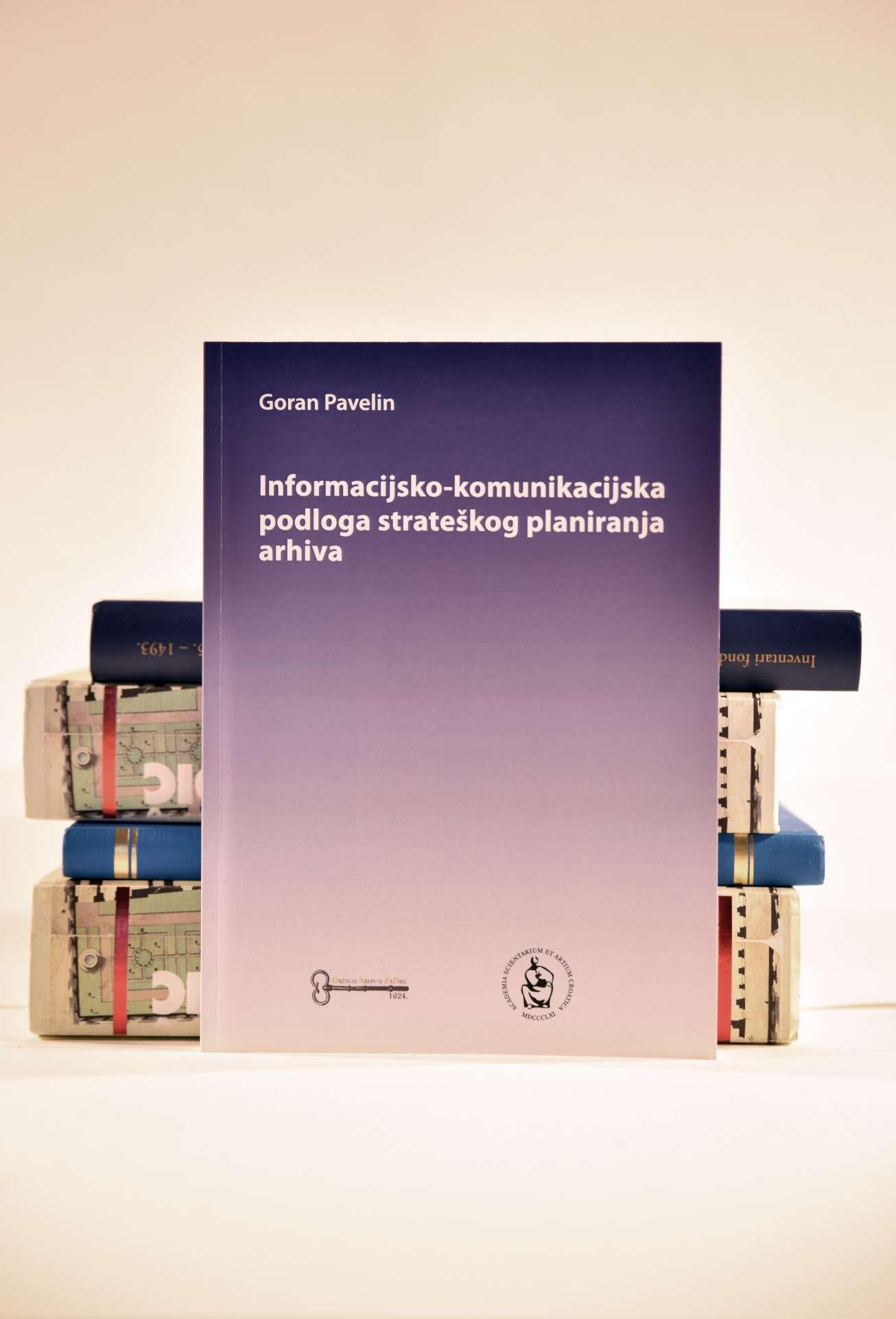 Informacijsko-komunikacijska podlogastrateškog planiranja arhiva