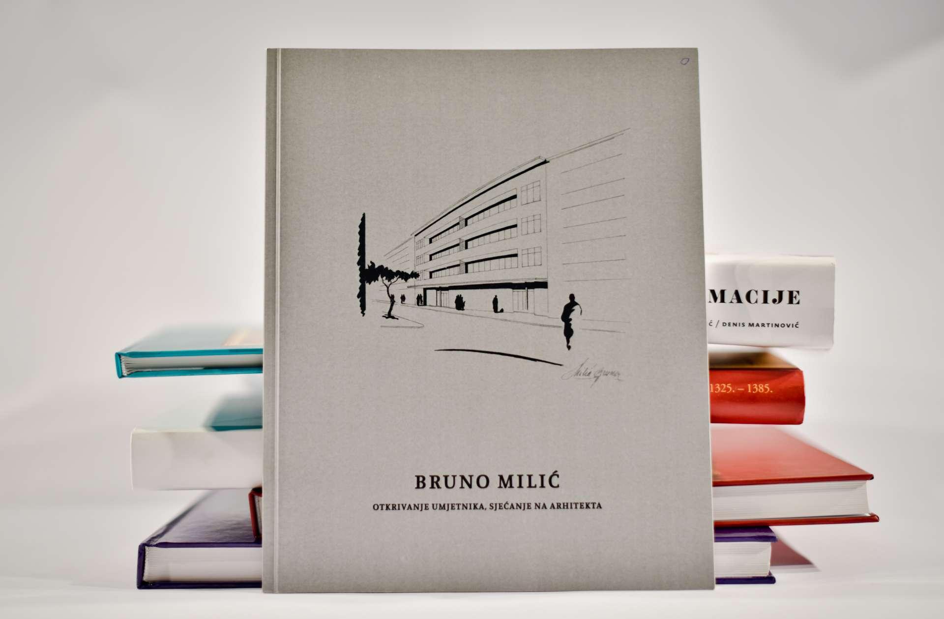 Arhitekt Bruno Milić – otkrivanje umjetnika