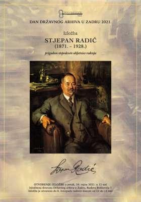 Izložba Stjepan Radić (1871. - 1928.)   prigodom stopedesete obljetnice rođenja